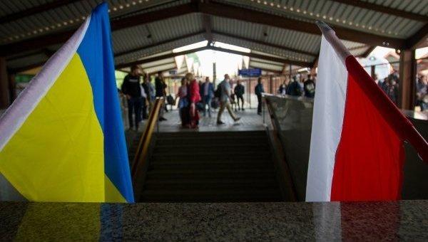 Безвизовый режим Украины с ЕС. На польско-украинской границе