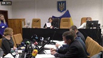 Суд в Харькове принимает решение о пересмотре меры пресечения для Алены Зайцевой