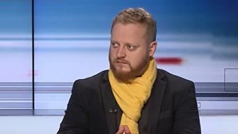 Политический консультант Петр Охотин