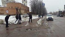 На месте аварии в Бердичеве Житомирской области