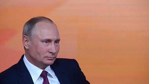 Путин: Яуверен, что Российская Федерация иУкраина осилят трудности из-за Крыма