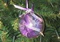 Бабуля в Ирландии нарядила елку женскими стрингами