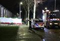 На месте смертельного нападения в Нидерландах