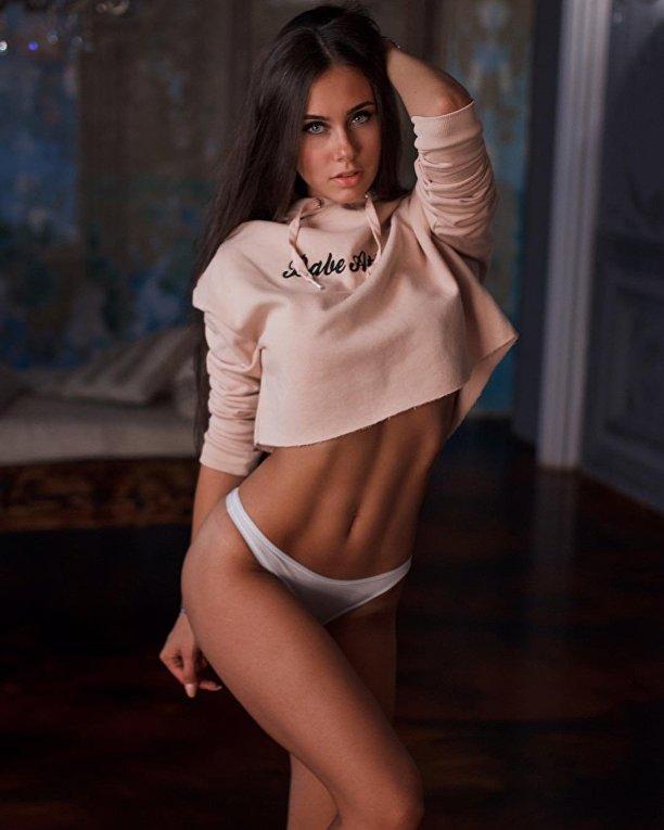 Модель Юлия Потанина