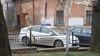 На месте ЧП в Черновцах