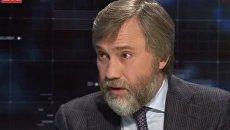Вадим Новинский о законе об образовании. Видео