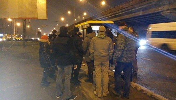 Националисты пришли к перевозчику АТН из-за поведения водителей