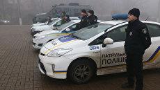 Полиция заступила на усиленное патрулирование в Донбассе
