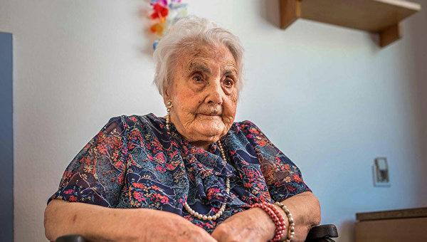 Ана Вела. Архивное фото