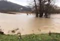 Паводок в Иршавском районе Закарпатской области. Видео