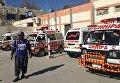 У церкви в Пакистана прогремел взрыв
