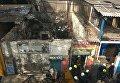 Пожар в Мумбаи: сгорели 12 человек