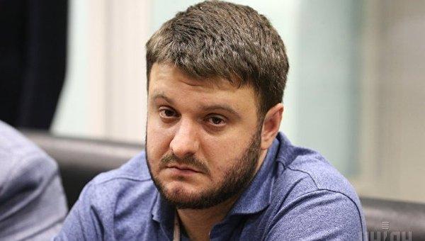 Сын министра внутренних дел Украины Арсена Авакова Александр