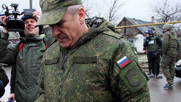РФ  назвала условия возвращения собственных  наблюдателей вДонбасс