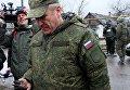 Представители ОБСЕ и СЦКК в Донецкой области