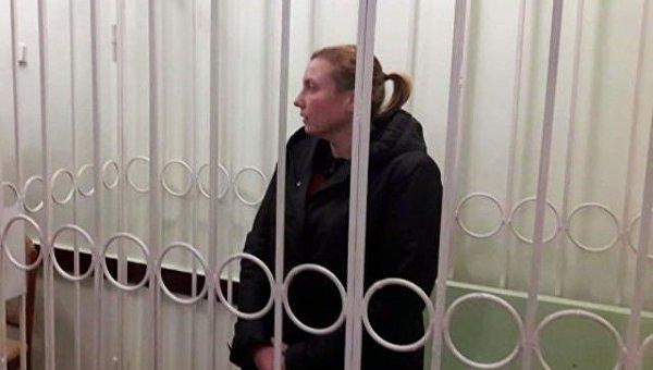 Елена Добродий, убившая свою дочь
