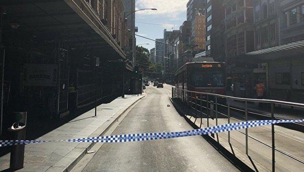 ВМельбурне при наезде автомобиля пострадали девять иностранцев