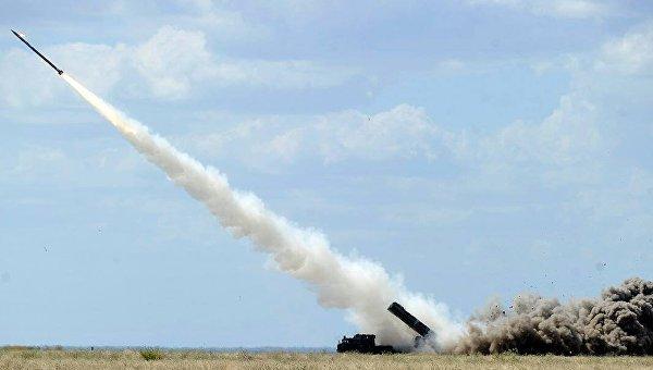 Размещено видео удачного тестирования украинского ракетного комплекса «Ольха»