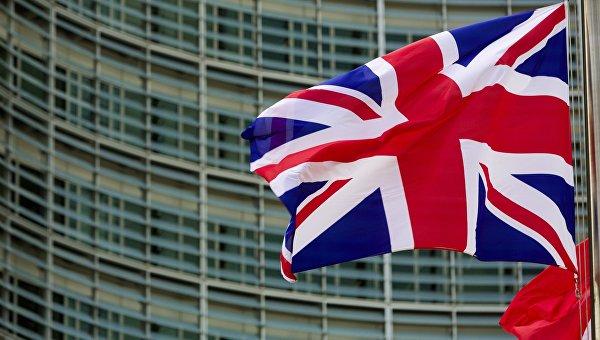 Флаг Великобритании и Северной Ирландии. Архивное фото