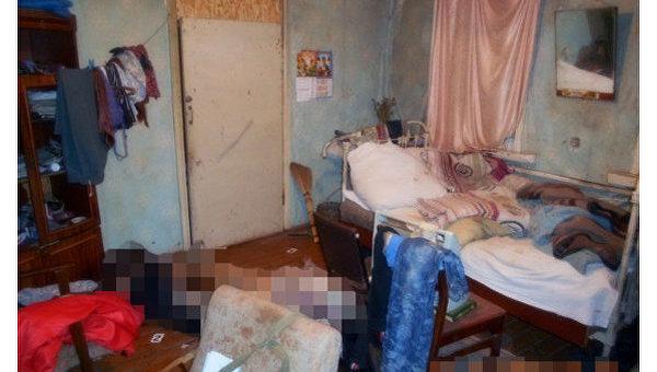 Убийство в Харьковской области