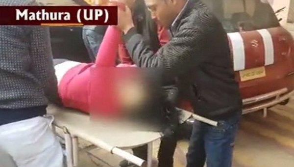В итоге страшной трагедии вИндии погибла украинка