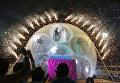 Массовая свадьба в Индии