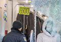 В центре Киева из магазина вынесли 40 самых дорогих шуб