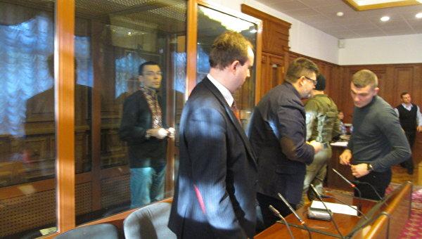 Суд наУкраине перенес рассмотрение вопроса оподсудности дела Муравицкого