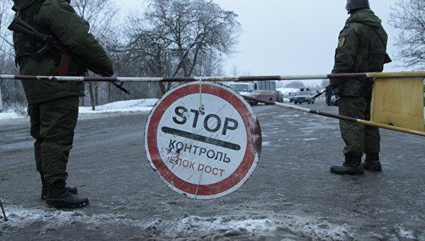 Обмен военнопленными между ДНР и Украиной в Донецкой области