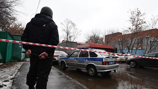 Стрелок убежал смосковской фабрики