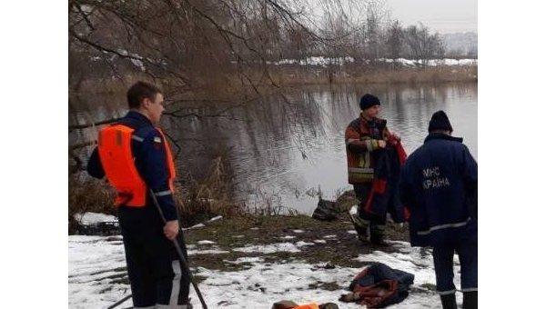 ВКиеве обнаружили труп женщины