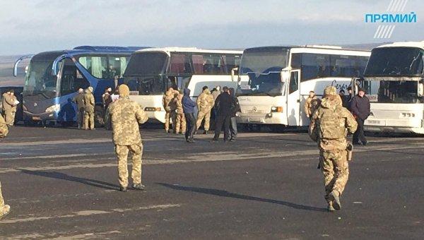 Киев недовез наобмен пленными 43 человека