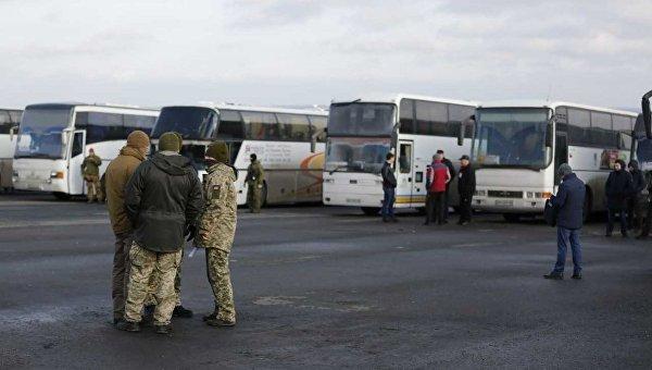 Подготовка к обмену военнопленными