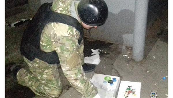 ВЗапорожской области задержали псевдоминера, который грозил подорвать два ломбарда