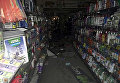 Взрыв в магазине Санкт-Петербурга