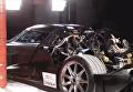 Представлено видео краш-теста гиперкара за 2 млн долларов. Видео
