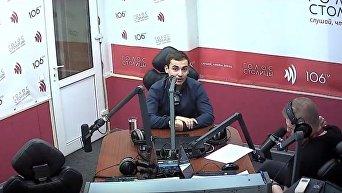 Исполнительный директор Союза потребителей Украины Максим Несмеянов