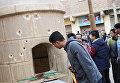 Нападение на коптскую церковь в пригороде Каира