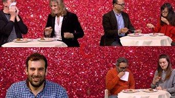 Как журналисты BBC Оливье и холодец пробовали