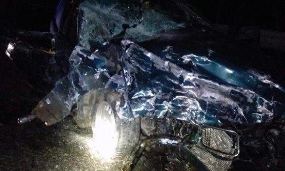 Смертельное ДТП вХарькове: пассажиры ВАЗ погибли наместе