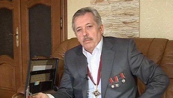 Прежний руководитель Львовского облсовета пойман завымогательство взятки