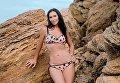 Победительница конкурса красоты Светлана Гасс