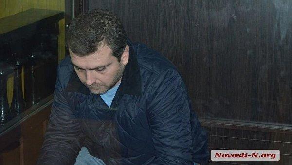 Директор коммунального предприятия Николаевский международный аэропорт Михаил Галайко в суде