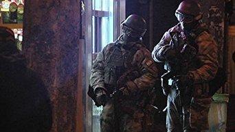 Спецоперация по освобождению заложников в Харькове