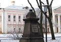 В Чернигове украли бронзовый бюст Пушкина