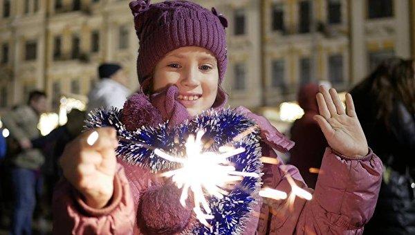 Новогодняя ночь вУкраинском государстве прошла без существенных нарушений и необычных ситуаций