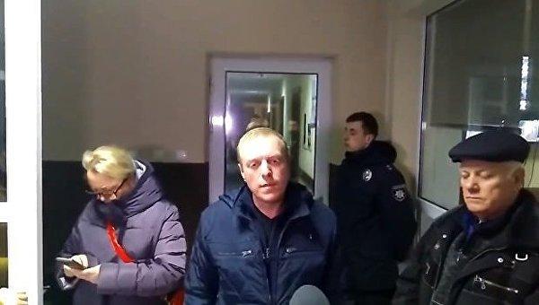Бывший жених убитой под Киевом правозащитницы Ирины Ноздровской Виталий Сергеев