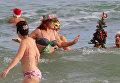Одесские моржи открыли сезон 2018 года