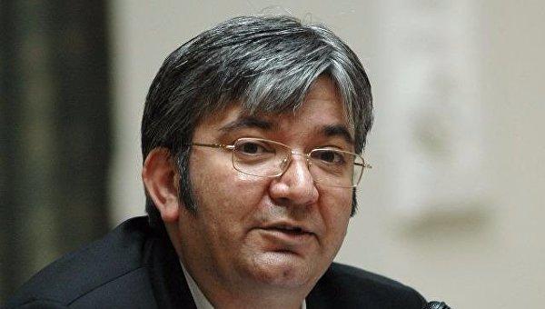 Правозащитник Эдуард Багиров