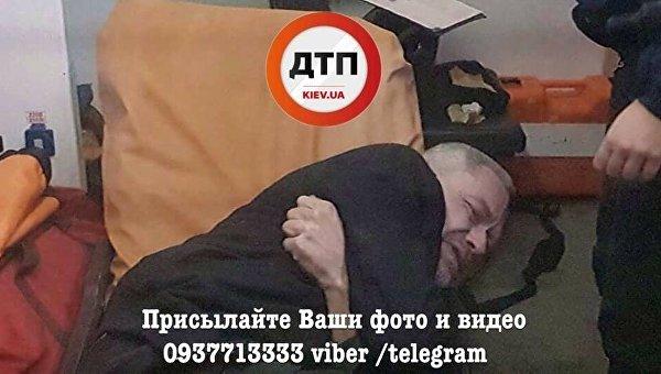Вероятный виновник ДТП под Киевом - судья Дмитрий Усатов